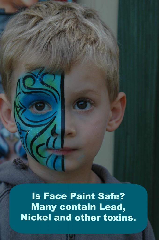 Safe Face Paint