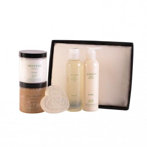 Natural Organic Gift Set
