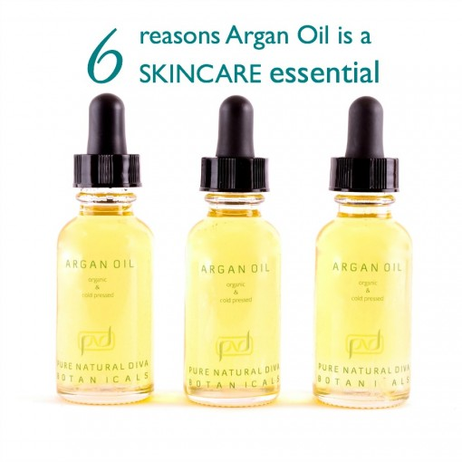 Cold pressed argan Oil