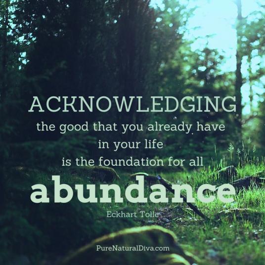 Tony Robbins Gratitude